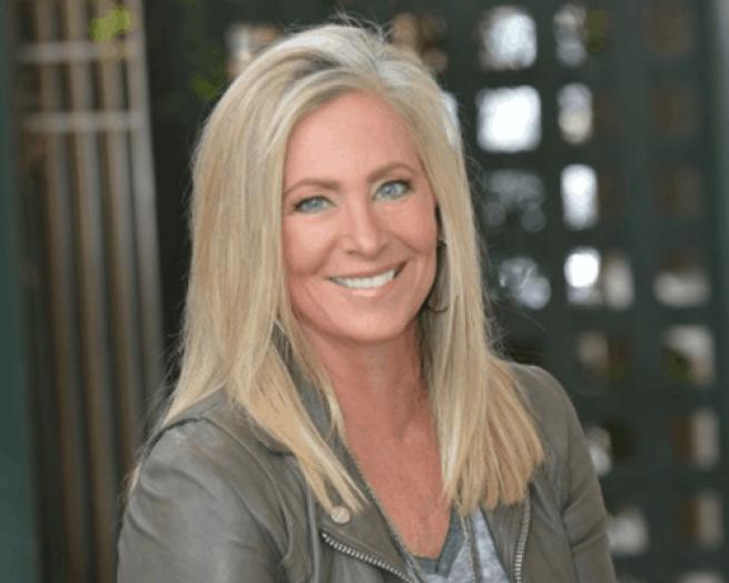 Kimberly Kovacs smiling for the camera